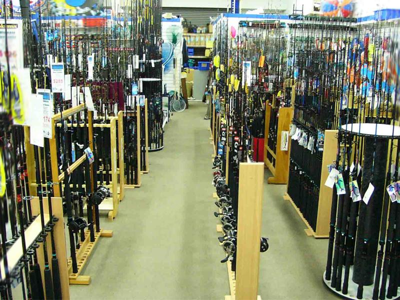 Риболовен магазин При Бат Неделчо